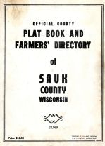 Title Page, Sauk County 1960